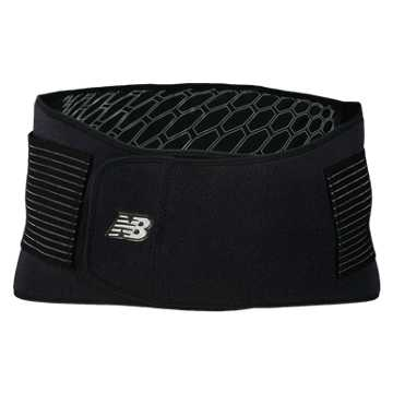 New Balance Adjustable Back Support, Black