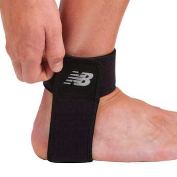 New Balance Adjustable Achilles Support, Black