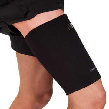 New Balance Thigh Sleeve, Black