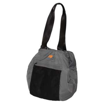 New Balance Studio Bag, Thunder with Dragonfly