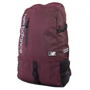 New Balance Commuter Backpack ll, Burgundy