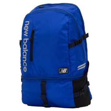 New Balance Commuter Backpack ll, Pacific