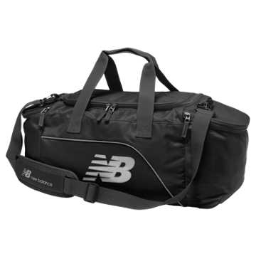 New Balance Small Performance Duffel, Black