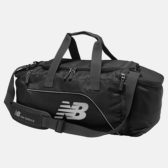 New Balance Small Performance Duffel, 500182BLK