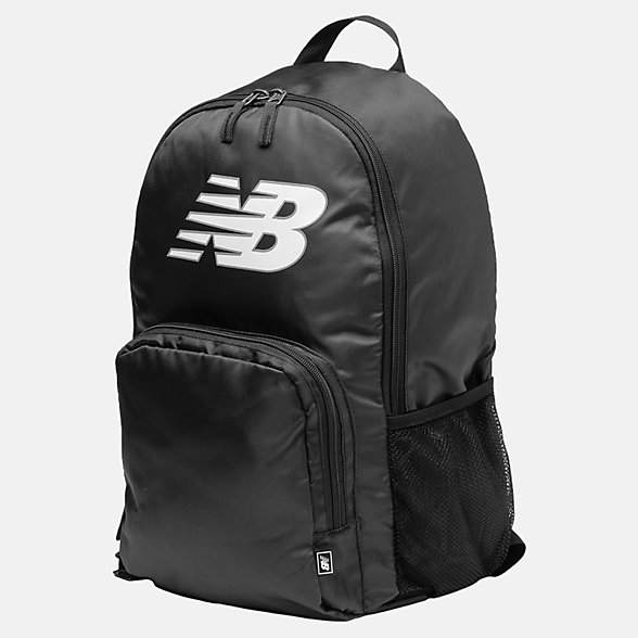 New Balance Daily Driver II Backpack, 500189BLK
