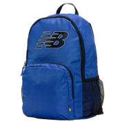 New Balance Sac à dos Daily DriverII, Bleu et noir