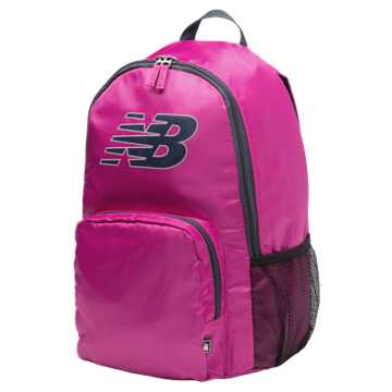 New Balance Daily Driver II Backpack, Poisonberry