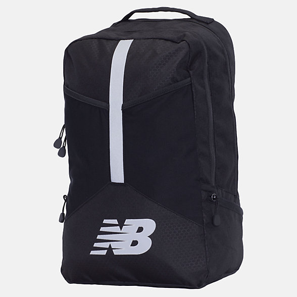 New Balance Game Changer Backpack, 500282BLK