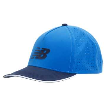 New Balance Elevated Performance Hat, Blue
