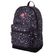 New Balance Classic Backpack, Black Crystallized