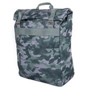 New Balance LSE Roll Top Backpack, Camo Green