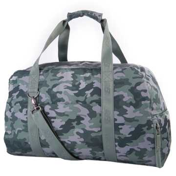 New Balance LSE Weekend Duffle, Camo Green