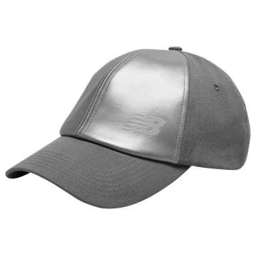 New Balance 6 Panel Omni Curved Brim, Grey