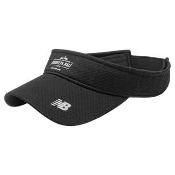 New Balance Brooklyn Half Visor, Black