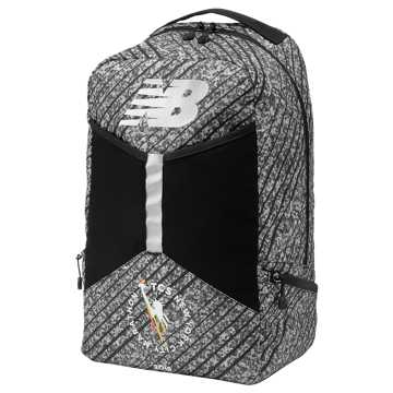 New Balance NYC Marathon Game Changer Backpack, Black