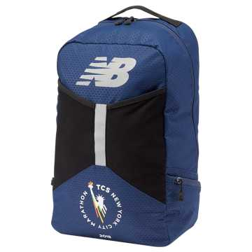 New Balance NYC Marathon Game Changer Backpack, Blue