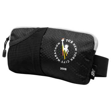 New Balance NYC Marathon Performance Waist Pack, Black