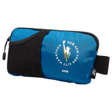 New Balance NYC Marathon Performance Waist Pack, Blue