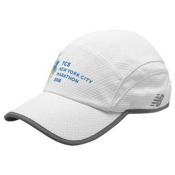 New Balance NYC Marathon Event Hat, White