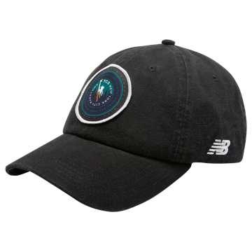 New Balance NYC Marathon Athletics 6-Panel Cap, Black