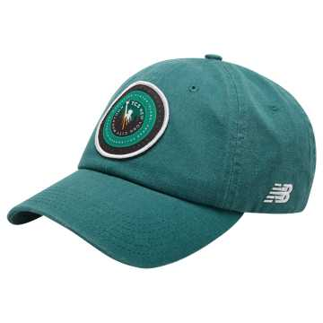 New Balance NYC Marathon Athletics 6-Panel Cap, Teal