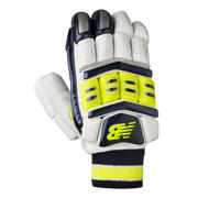 NB DC1080 Gloves, Blue with Neon Green