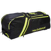New Balance DC1080 Duffle Bag, Yellow with Black