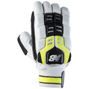 New Balance DC1080 Gloves, Yellow with Black