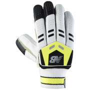 New Balance DC380 Gloves, Yellow with Black