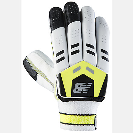New Balance DC380 Gloves, 7DC380GYBL image number null