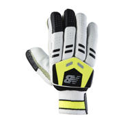 New Balance DC480 Gloves, Yellow with Black