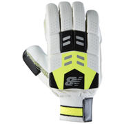 New Balance DC580 Gloves, Yellow with Black