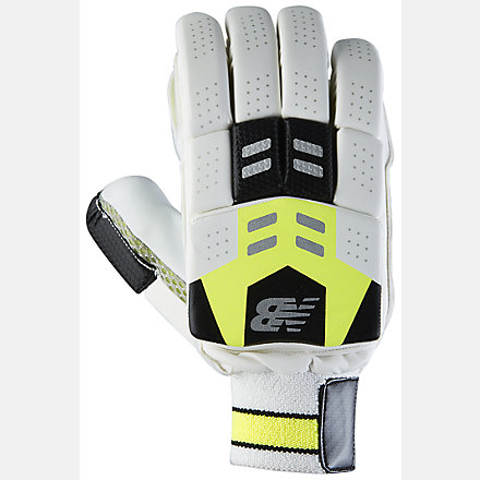 New Balance DC580 Gloves, 7DC580GYBL image number null