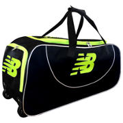 NB DC580 Junior Wheelie Bag, Yellow with Black