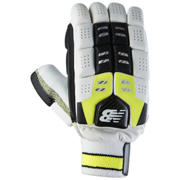 New Balance DC880 Gloves, Yellow with Black