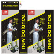 New Balance Steve Smith Box Set - Left Hand, Yellow with Black