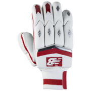 New Balance TC560 Gloves, Red with Silver