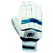 New Balance Burn Glove, Blue with Camo Green