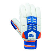 New Balance DC 580 Glove, Blue with Orange