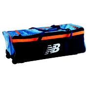 NB DC 680 Wheel Bag, Blue with Orange