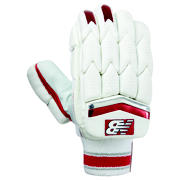 New Balance TC 660 Glove Junior, Red