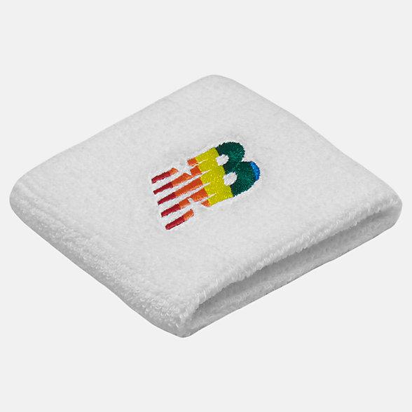 New Balance Pride Pack Wristband, 99437