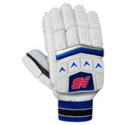 New Balance Burn Glove Junior, Pink with Blue & Black