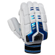 New Balance DC 1080 Gloves, Blue with Black