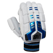 New Balance DC 1080 Junior Glove, Blue with Black
