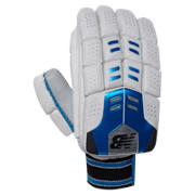 New Balance DC 680 Junior Glove, Blue with Black