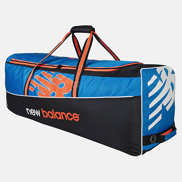 New Balance DC680 Club Wheelie Bag, 9DC680KBLB