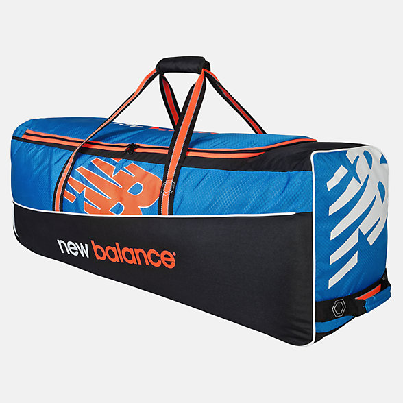 New Balance DC680 Club Wheelie Bag, 9DC680KBLB