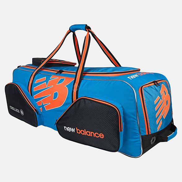 New Balance DC PRO Wheelie Bag, 9DCPROKBLB