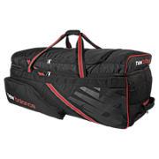 New Balance TC 860 Large Wheelie Bag, Red with Black